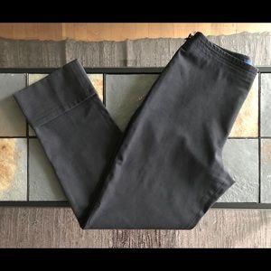 Piazza Sempione Crop Cuff Stretch Pants Flat Italy